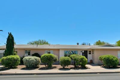 Tucson AZ Single Family Home For Sale: $197,000