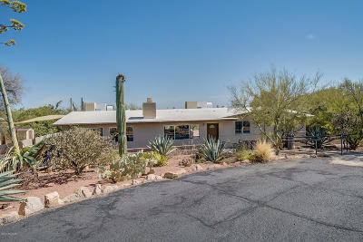 Tucson Single Family Home For Sale: 634 E Magee Road