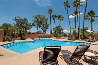 Tucson Condo For Sale: 5051 N Sabino Canyon Road #1230