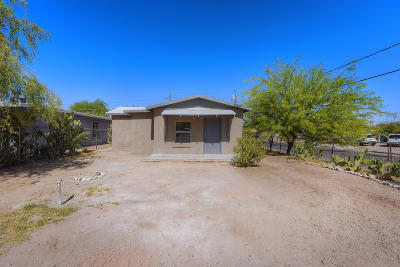 Tucson Single Family Home For Sale: 1249 N 13th Avenue