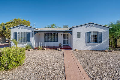 Single Family Home For Sale: 2810 E Linden Street