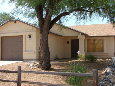 Pima County Townhouse For Sale: 8740 E Boojum Place
