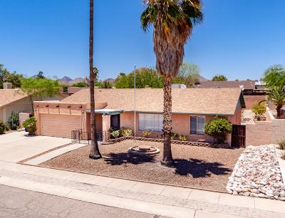 Tucson Single Family Home For Sale: 2170 W Ocelot Drive