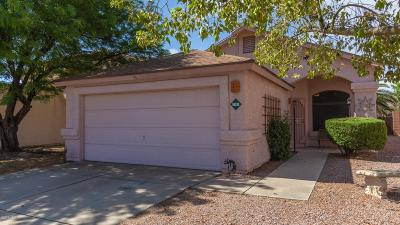 Tucson AZ Single Family Home For Sale: $179,000