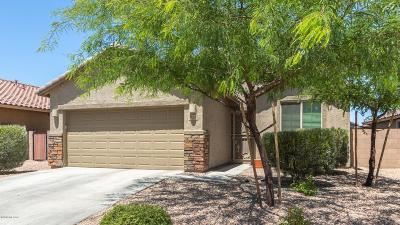 Tucson AZ Single Family Home For Sale: $193,000