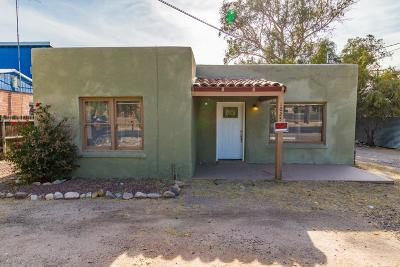 Tucson AZ Single Family Home For Sale: $123,000