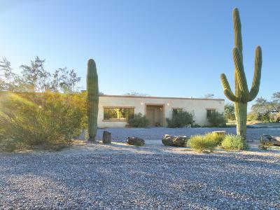 Tucson Single Family Home Active Contingent: 5880 W Cortaro Farms Road