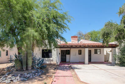 Tucson Single Family Home For Sale: 2239 E 4th Street