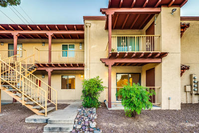 Tucson Condo Active Contingent: 3357 N Country Club Road #7