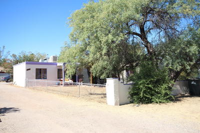 Tucson Residential Income For Sale: 3426-8 E Willard Street