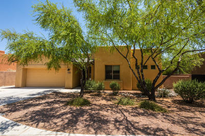 Tucson Single Family Home For Sale: 5181 S Emma Court