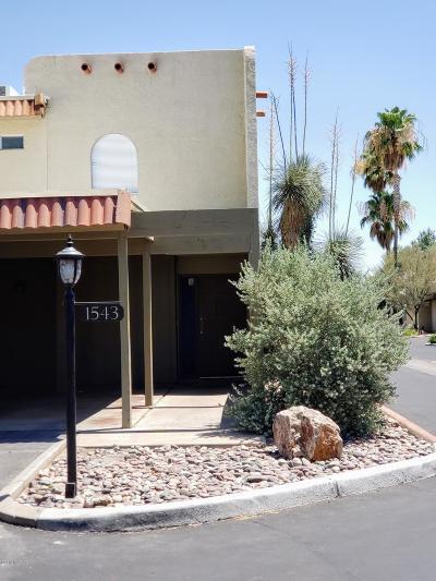 Tucson Townhouse Active Contingent: 1543 E Prince Road