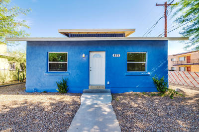 Tucson Single Family Home For Sale: 821 E Mabel Street