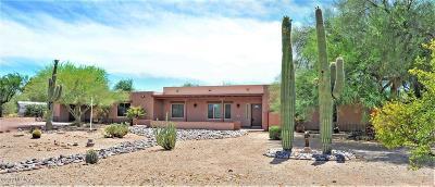Tucson Single Family Home Active Contingent: 4420 N Paseo De Los Cerritos