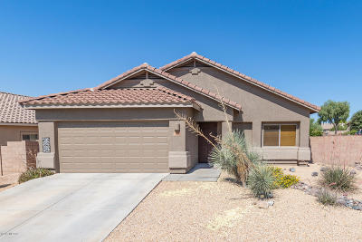 Tucson Single Family Home Active Contingent: 14839 N Northern Dancer Place