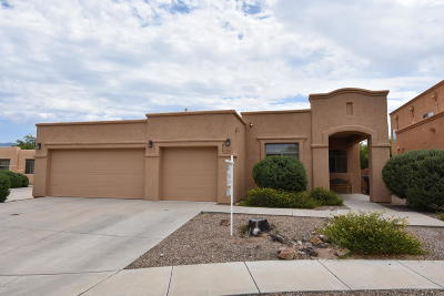 Pima County, Pinal County Single Family Home Active Contingent: 1134 N Copper Spur Court