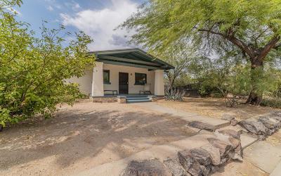Tucson Single Family Home For Sale: 623 E 6th Street