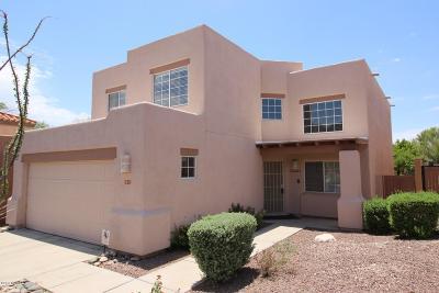 Tucson Single Family Home For Sale: 2092 E Calle De Dulcinea