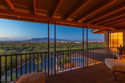 Tucson Single Family Home For Sale: 2661 N Camino De Oeste