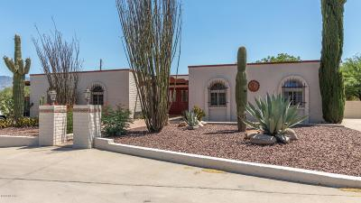 Pima County, Pinal County Single Family Home For Sale: 8225 E Wrightstown Terrace Court