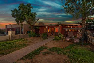 Tucson Single Family Home For Sale: 5660 W Abington Lane