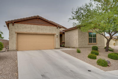 Tucson Single Family Home For Sale: 6019 W Yuma Mine Circle