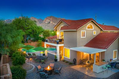Oro Valley Single Family Home Active Contingent: 1104 W Shoal Creek Lane