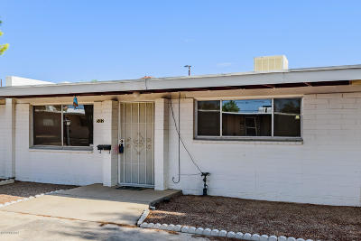 Pima County Townhouse Active Contingent: 5025 S Cherry Avenue