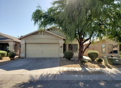 Tucson Single Family Home For Sale: 5225 N Crowley Lane