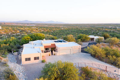 Single Family Home For Sale: 11746 E Saguaro Crest Place