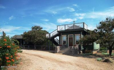 Cochise County Single Family Home For Sale: 10867 N Legend Trail