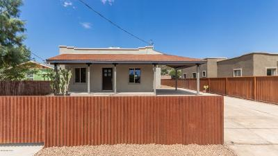 Tucson Single Family Home For Sale: 124 S Westmoreland Avenue