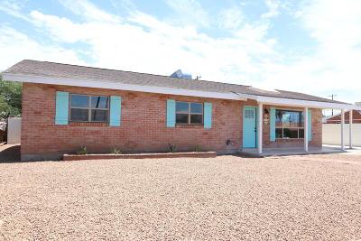 Tucson Single Family Home For Sale: 249 S Tucson Boulevard