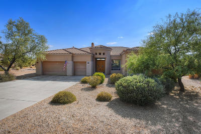 Single Family Home For Sale: 10566 S Coyote Melon Loop