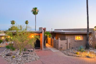Tucson Townhouse For Sale: 5251 E Mission Hill Drive #24/25
