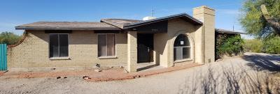Tucson Single Family Home Active Contingent: 10302 E Calle Del Este