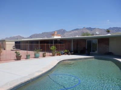 Tucson Single Family Home For Sale: 5030 N Camino Arenosa