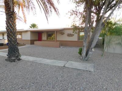 Tucson Single Family Home For Sale: 3244 N Cardi Boulevard