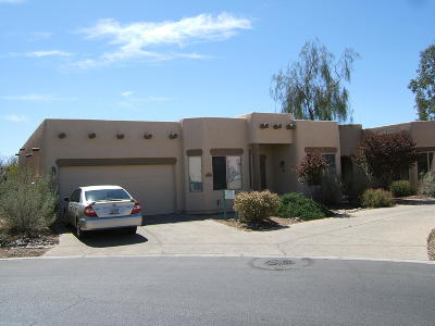 Tucson Single Family Home Active Contingent: 3717 N Bay Horse Loop