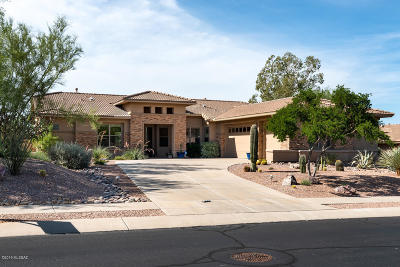 Pima County Single Family Home For Sale: 1807 W Mountain Laurel Drive