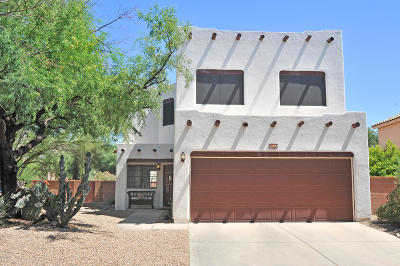 Tucson Single Family Home For Sale: 759 W Clear Creek Way