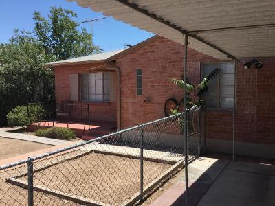 Tucson Single Family Home For Sale: 1436 E Lester Street