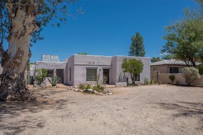 Tucson Single Family Home For Sale: 2715 E Helen Street