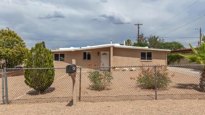 Single Family Home For Sale: 5233 S Hampton Roads Drive