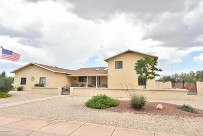 Cochise County Single Family Home Active Contingent: 2231 Woodland Court