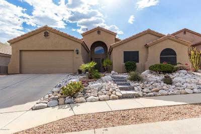 Sabino Mountain (1-290) Single Family Home Active Contingent: 4533 N Little Rock Drive