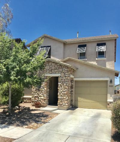 Tucson AZ Single Family Home For Sale: $175,000