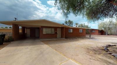 Tucson Single Family Home For Sale: 2545 N Euclid Avenue
