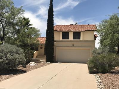Tucson Single Family Home For Sale: 5671 N Placita Favorita