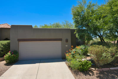 Oro Valley Single Family Home Active Contingent: 11785 N Copper Creek Drive